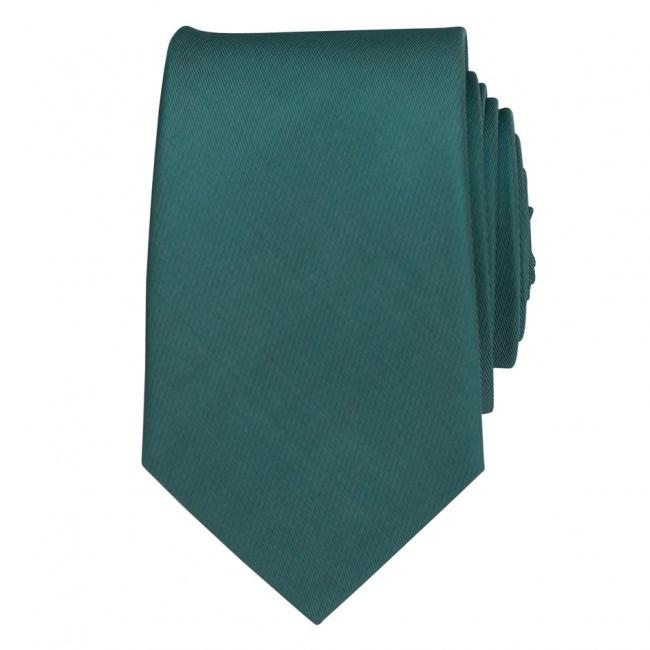 Petrolejová pánská kravata