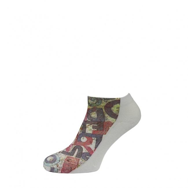 Pánské ponožky nízké - Graffiti