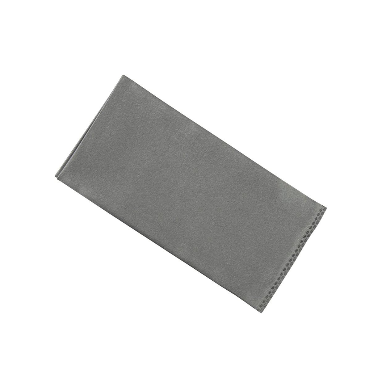 Stříbrný pánský kapesníček do saka