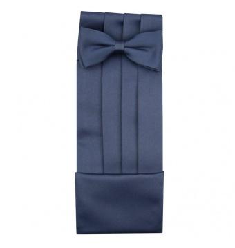 Modrý smokingový pás