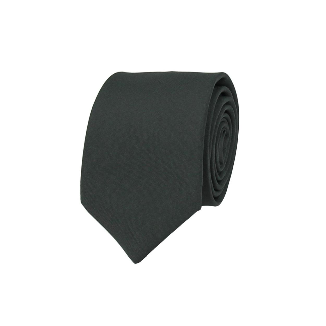 Šedá pánská kravata