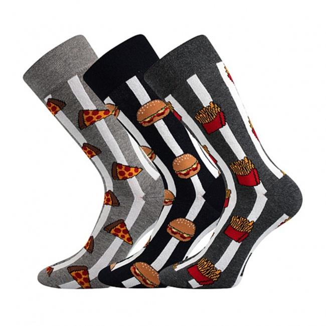 Pánské ponožky FASTFOOD